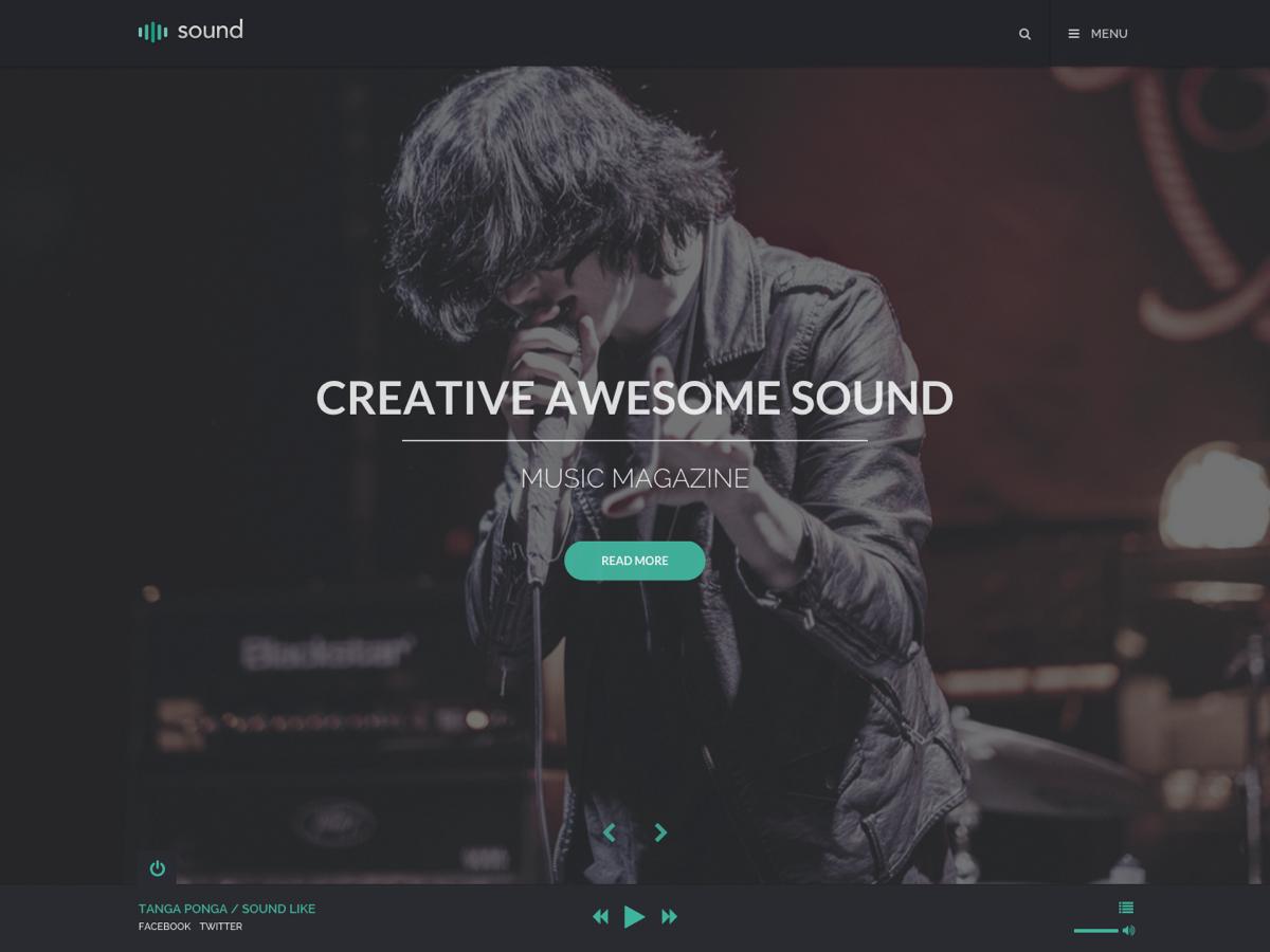sound theme