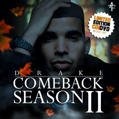 Check out the tracklist and download for FREE the Drake – Comeback Season 2