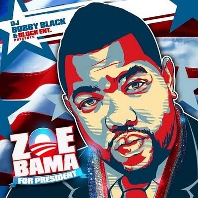 DJ Bobby Black & Gorilla Zoe – Zoebama For President Mixtape