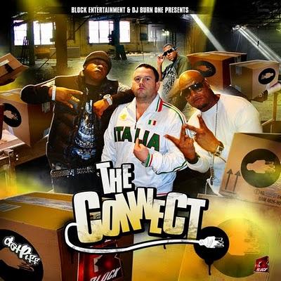 DJ Burn One & Gorilla Zoe – The Connect Mixtape