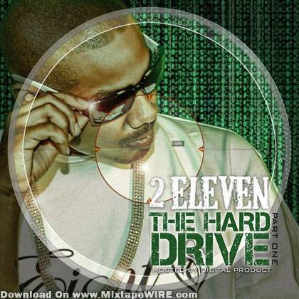 2Eleven- The Dard Drive Mixtape by Digital Product