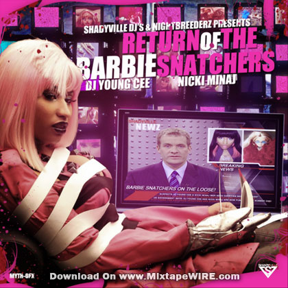 Nicki Minaj Barbie Pics. Cee amp; Nicki Minaj – Return