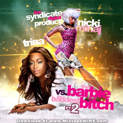 Nicki Minaj Vs. Lil Kim – Girl Fight Mixtape