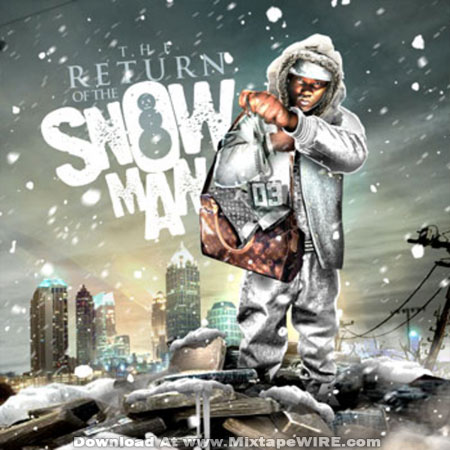Jeezy The Snowman. Of The Snow-man Mixtape
