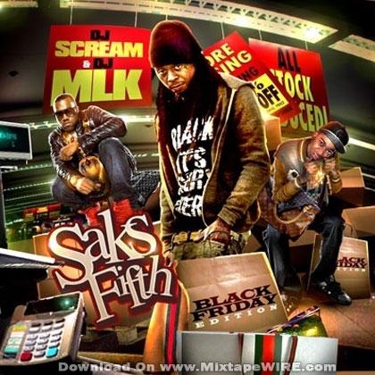 DJ MLK - Saks Fifth Black Friday Edition Mixtape by DJ ...