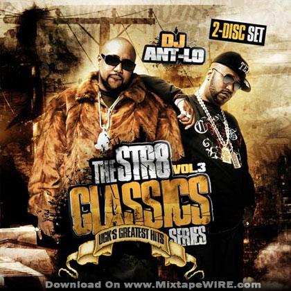 Dj Ant Lo The Str8 Classics Vol 3 Mixtape Mixtape Download