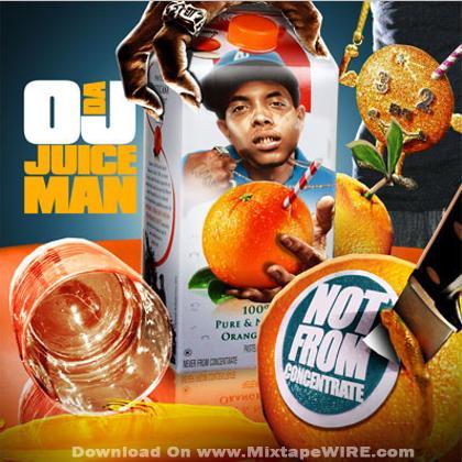 OJ Da Juiceman – Not From Concentrate (No DJ) Mixtape Mixtape Download