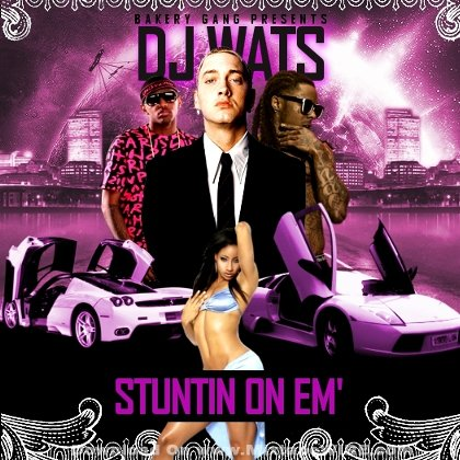Dj wats stuntin on em mixtape mixtape download for Classic house music mixtapes