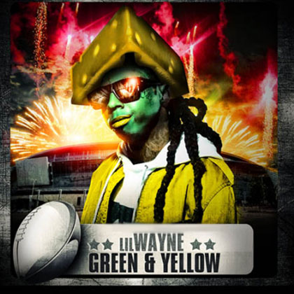 lil wayne green and yellow download