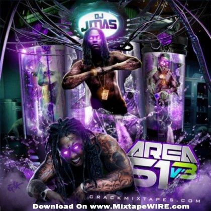 Dj Jmas Area 51 Vol 3 Mixtape Mixtape Download