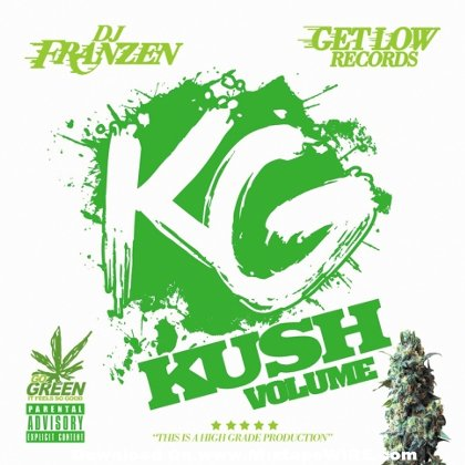 Memphis Bleek Kush Vol 1 Official Mixtape By Dj Franzen Mixtape Download