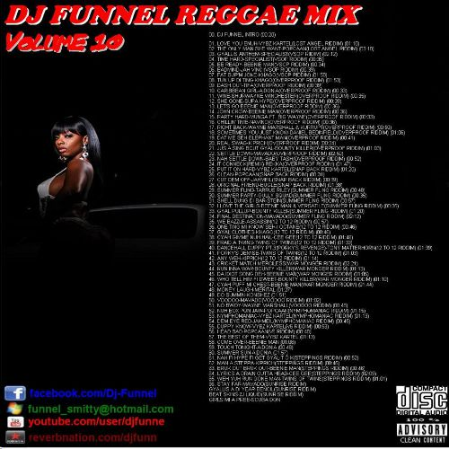 Dj Funnel Reggae Mix 10 2011 Mixtape Mixtape Download