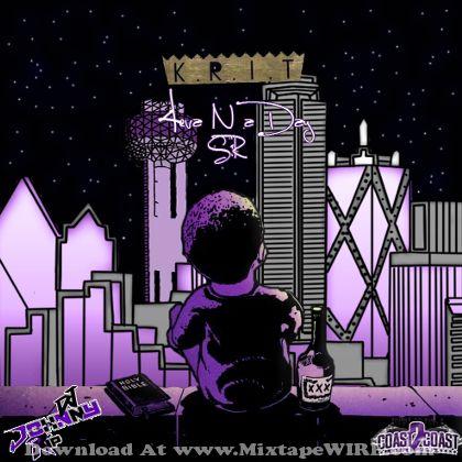 Big KRIT - Return Of 4eva Mixtape - Stream Download