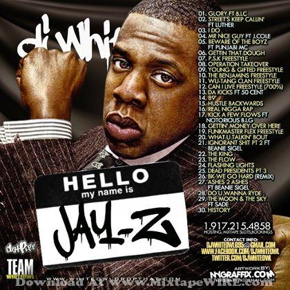 Jay-Z – Hello My Nam...