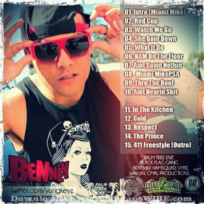 Yung Keyz Benney Mixtape Hosted By Asap Money Gang Mixtape Download