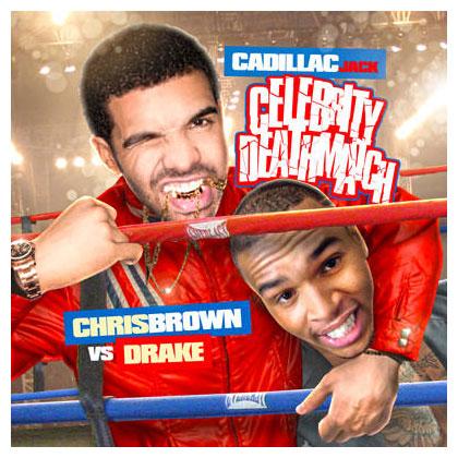 Drake Vs Chris Brown Celebrity Deathmatch Mixtape