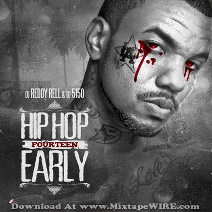 Chris Brown Tyga Mixtape on Tracklist 1 Game Ft Chris Brown Tyga Wiz Khalifa Lil