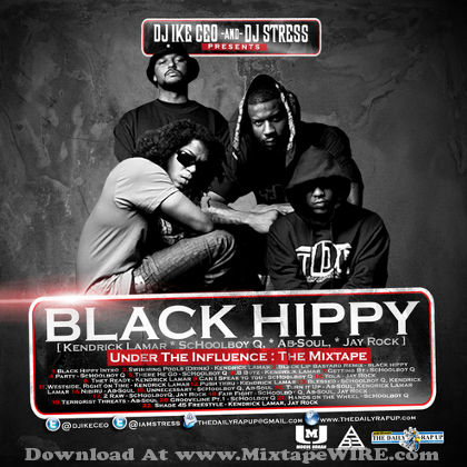 Kendrick Lamar Black Hippy Under The Influence Mixtape
