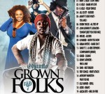 Dj AntLo – Grown Folks R&B Vol 7 Mixtape