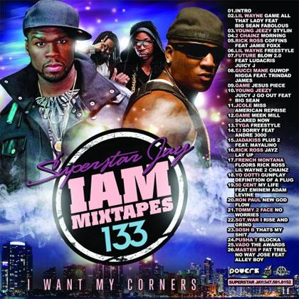 Dj Superstar Jay - I Am Mixtapes 133 Mixtape Download