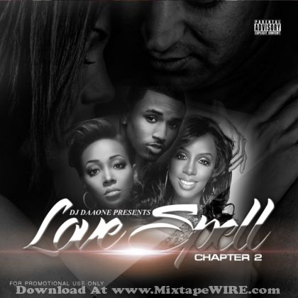 Keyshia Cole Baby Picture on Dj Da One   Love Spell Chapter 2 R B Mixtape  Free Download