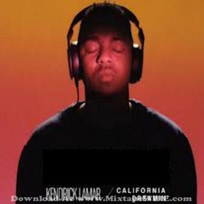 Kendrick Lamar California Dreamin Mixtape By Dj Jizzy Jay Mixtape Download