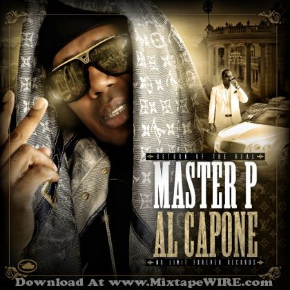 master-p-al-capone-mixtape-cover