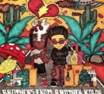 Flow & Christian Radke – Brothers From Another Kolor Mixtape