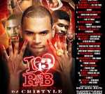 Dj Cristyle – I Love R&B 13 Mixtape