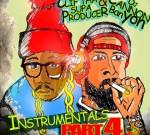 Clif Tha Supa Producer & Dj Cannon Banyon – Instrumentals 4 Mixtape