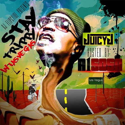 Juicy J     Stay Trippy In Las VegasJuicy J Stay Trippy Tracklist