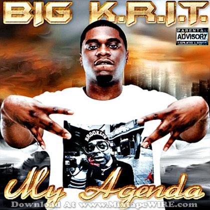 big-krit-my-agenda