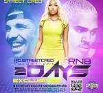 Chris Brown Ft. Nicki Minaj & Others – 2dayz Exclusives (Rnb) Vol. 1