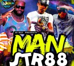 DJ Roy – Man Str888 Dancehall Mix 2014