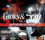 Fabolous Ft. R. Kelly & Others – Grown And Sexy Vol 1