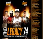 Chris Brown Ft. Nicki Minaj & Others – RnB Legacy 74
