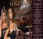 Tyrese Ft. Drake & Others – Grown R&B 3 Slow Jamz