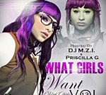 Chris Brown Ft. Wiz Khalifa & Others – What Girls Want Vol.13