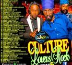 DJ Roy – Culture Lovers Rock Mix Vol.5