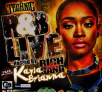 Kayla Brianna Ft. Ludacris & Others – R&B Live