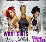 Tinashe Ft. Rihanna & Others – What Girls Want Vol.15