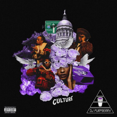 Migos - Culture (Chopped and Screwed), hosted by DJ Purpberry