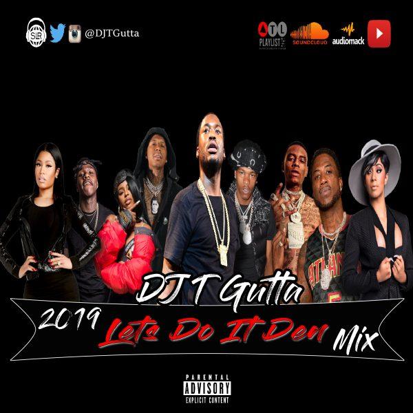 Various Artist - 2019 Hip Hop Mix (1hr 30mins), hosted by DJ